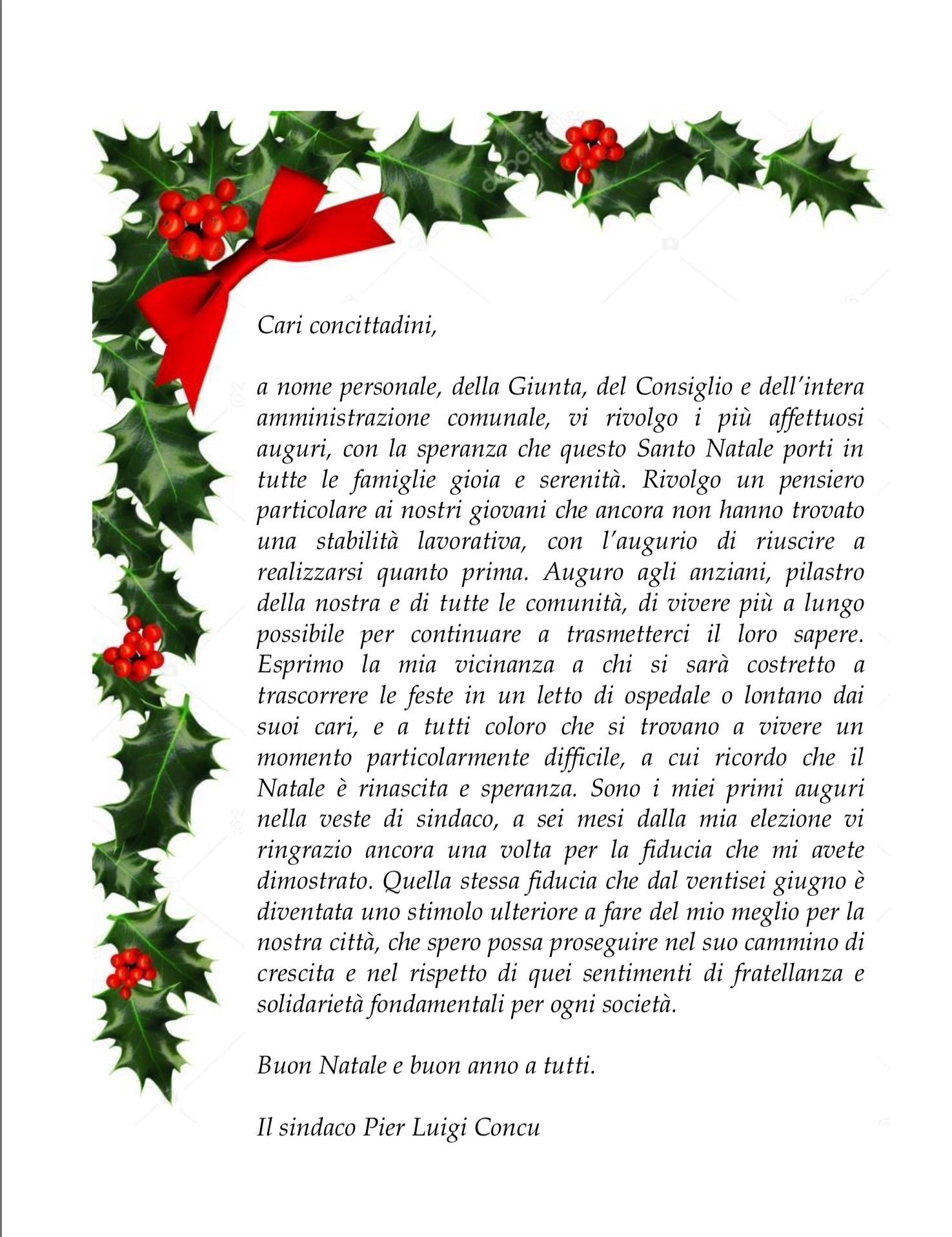 Auguri I Di Natale.Auguri Di Natale