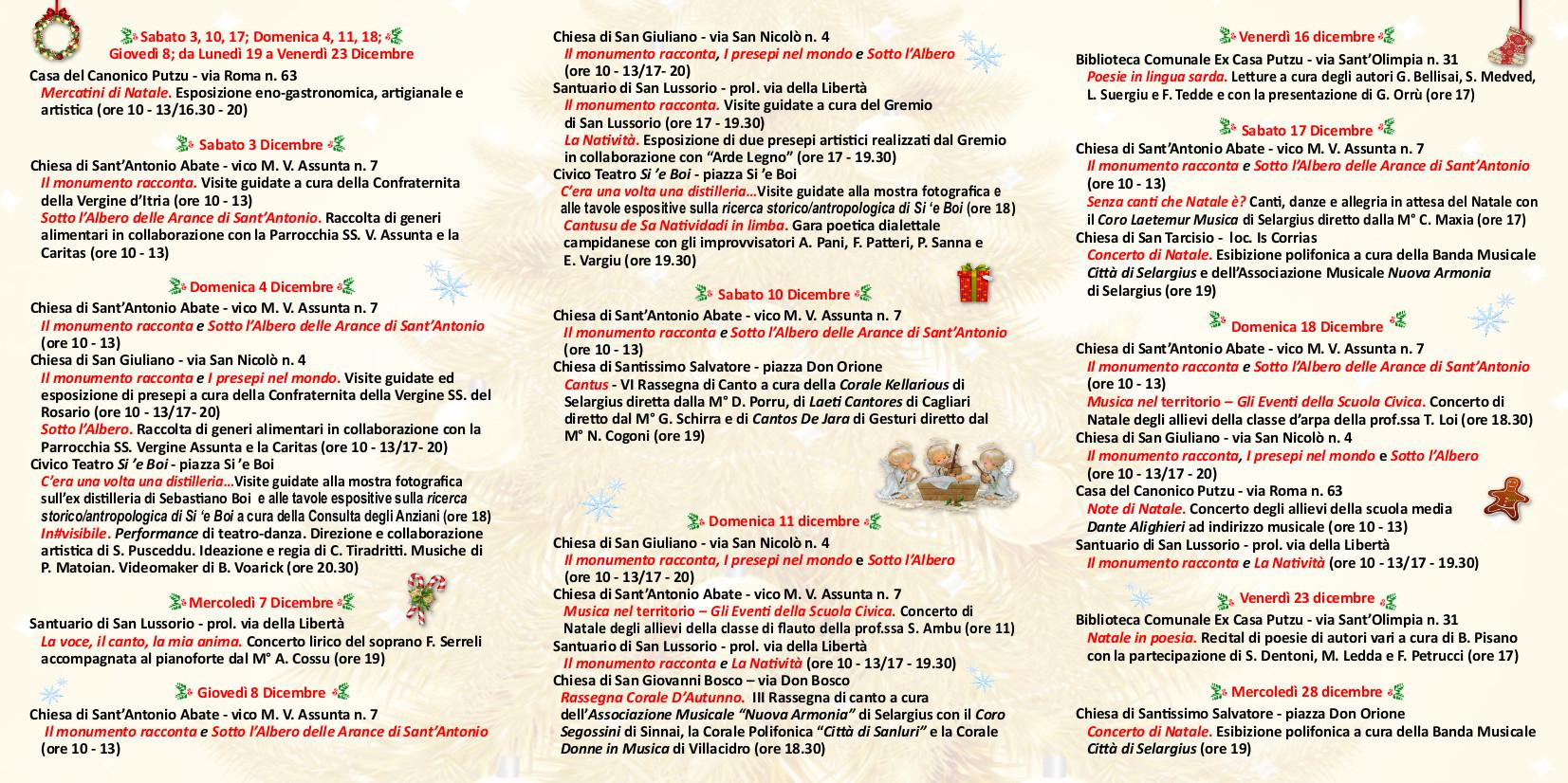 Poesie Di Natale In Sardo.Poesie Di Natale In Sardo Frismarketingadvies